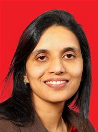 Profile image for Councillor Manju Shahul-Hameed